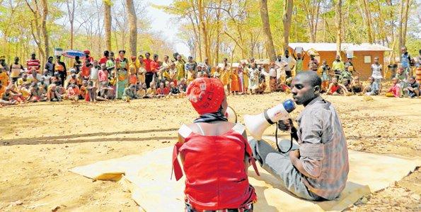 Mental health cases rise at Kigoma refugee camp