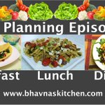 Meal Planning Episode 6 - Breakfast: Vegetarian Omelette, Lunch: Pasta Salad, Dinner: Burrito Bowl