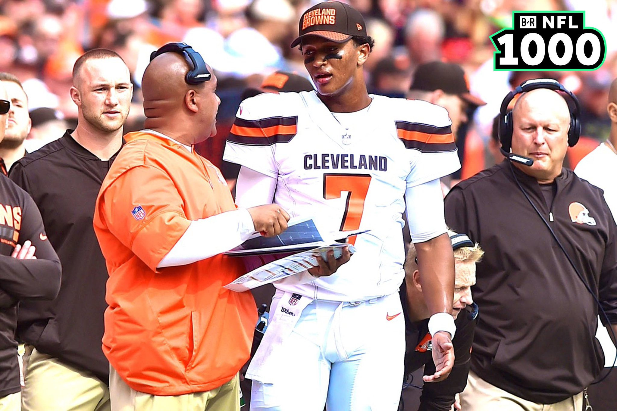 Is it already time for the Browns to move on from Kizer? NFL scouts go in on Week 5 �� https://t.co/zLvRWUNiFd https://t.co/2FT3JOoQQz