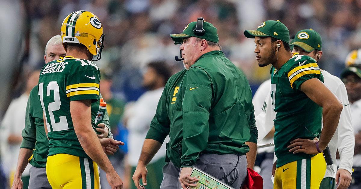 McCarthy & coordinators review Sunday's win in Dallas  ��: https://t.co/FIcng9DJp1 https://t.co/2nZf0kvyGN
