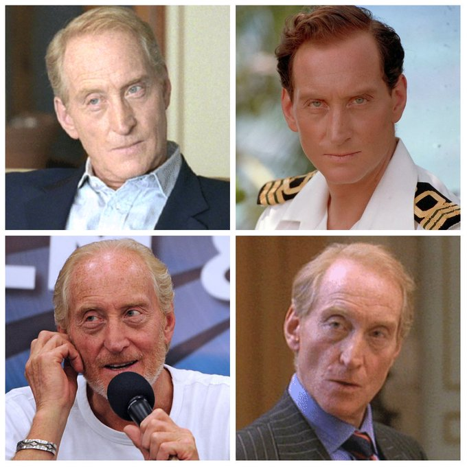 Charles Dance is 71 today, Happy Birthday Charles