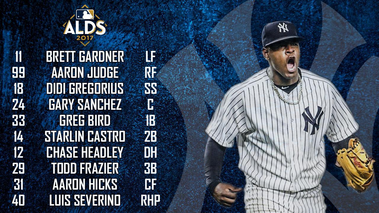 We're 2-0 with this lineup graphic so we're sticking with it! Time to even the series! https://t.co/kIUoCBFMY9 https://t.co/awdwuR67iP