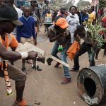 3 people wounded in Kenya protest to reform electoral body