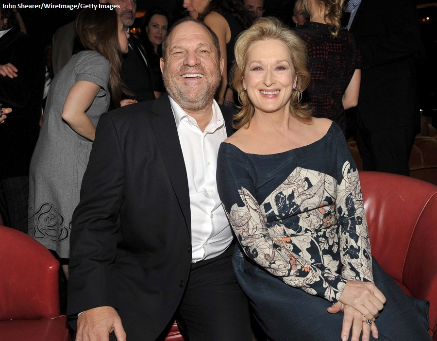 Meryl Streep says she was 'appalled' by the 'disgraceful news' about Harvey Weinstein: https://t.co/pibW3JiWDs https://t.co/HhGPeEgWb9