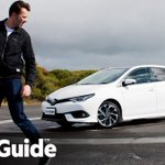 Toyota Corolla ZR hatch 2017 review: road test video - Dauer: 8 Minuten, 1 Sekunde