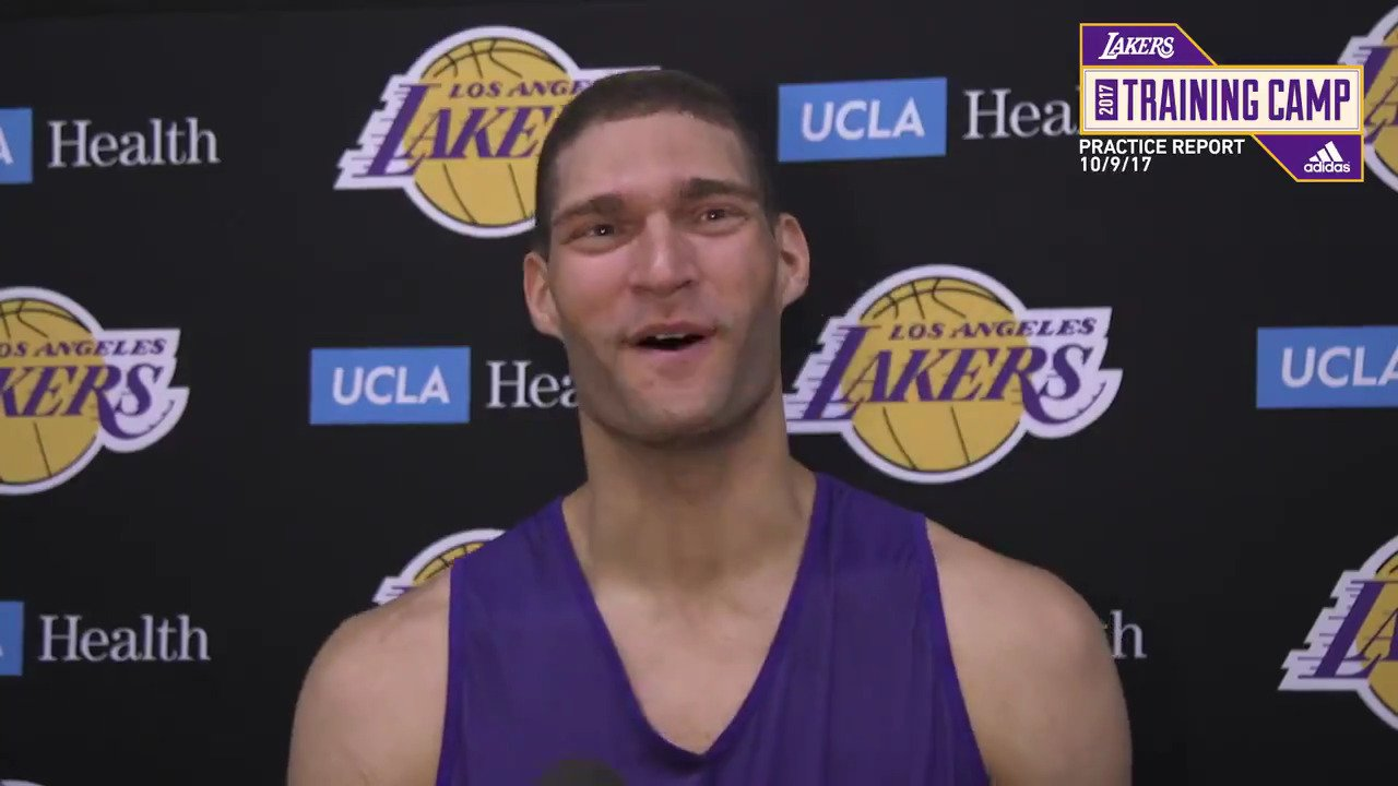 �� Brook Lopez discusses how he finds the balance between his inside and outside games. https://t.co/RA6aDbmF0k