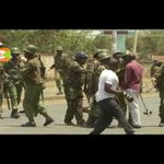 One shot, three knocked down during NASA demos other parts of the country