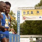 Kenyans Daniel Salel, Joan Chelimo win BAA Half Marathon