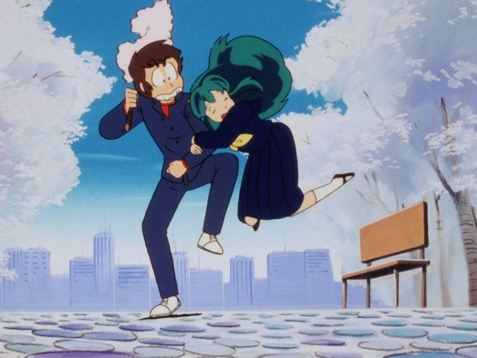 Wishing Rumiko Takahashi-sensei a happy birthday.