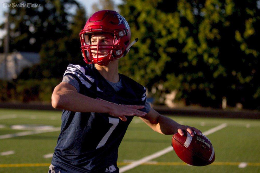 test Twitter Media - The next generation of Huard quarterback is here as Damon's son Sam is outstanding as frosh at Kennedy Catholic.  https://t.co/DweJbBrAAN https://t.co/CgRdG21y5b
