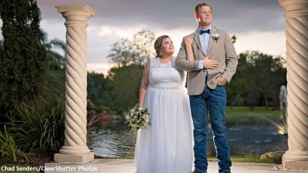 Bride and groom who were hit hard by Hurricane Harvey get a free wedding of their dreams: https://t.co/651Sr1KoRh https://t.co/d7RbyNMYkx