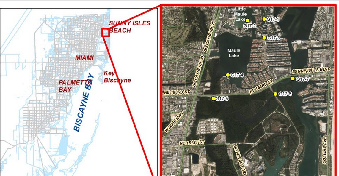 Three waterways near North Miami Beach under no swimming advisory after sewage spill https://t.co/j2PxgDc5AM https://t.co/W5VMD1VbIr