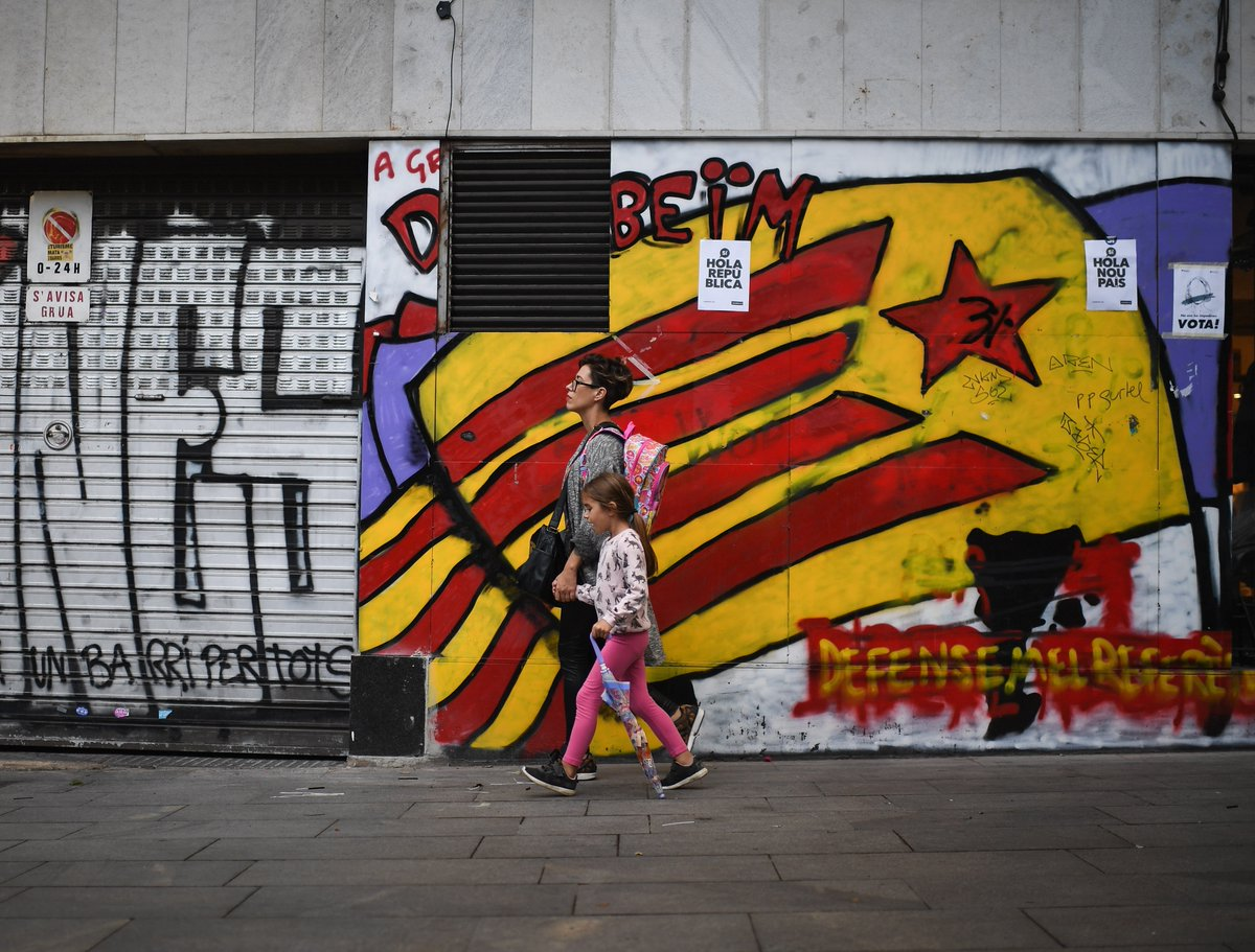 Uncertainty reigns in Spain ahead of possible Catalan secession declaration