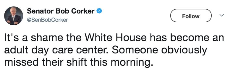 Everything you need to know about Bob Corker, the senator speaking out about Pres. Trump: