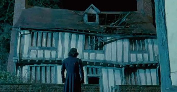 For a mere $1.3 million, you can own Harry Potter's house from Godric's Hollow: