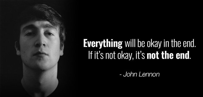 Before the day ends...  Happy Birthday, John Lennon