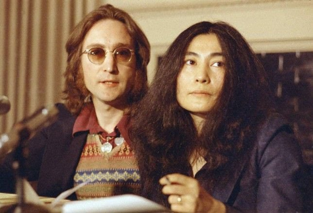 Happy 77th Birthday to John Lennon R. I. P.