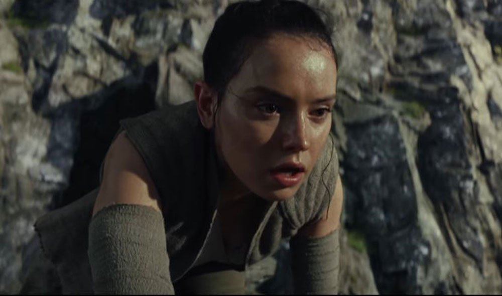 """Star Wars: The Last Jedi"": Watch the full theatrical trailer"