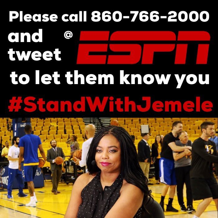 #StandWithJemele