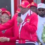 President Uhuru Kenyatta campaigns in Nakuru and Nyandarua counties