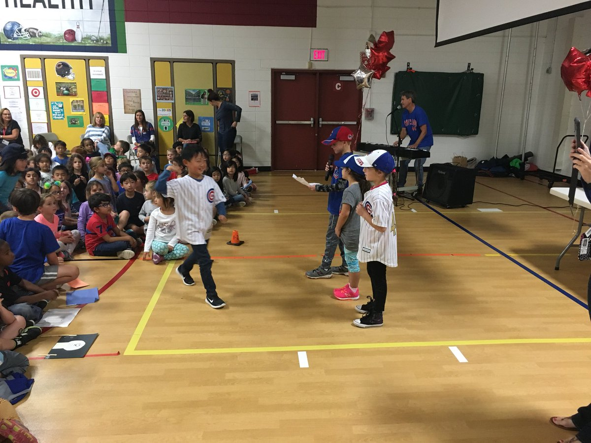 test Twitter Media - looks like our cubs rally from Friday is working thus far! #d30learns https://t.co/vHUwPxqSjF