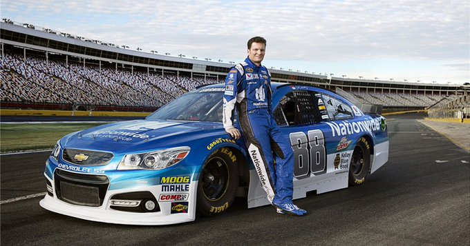 Happy Birthday to Dale Earnhardt Jr. who turns 43 today!
