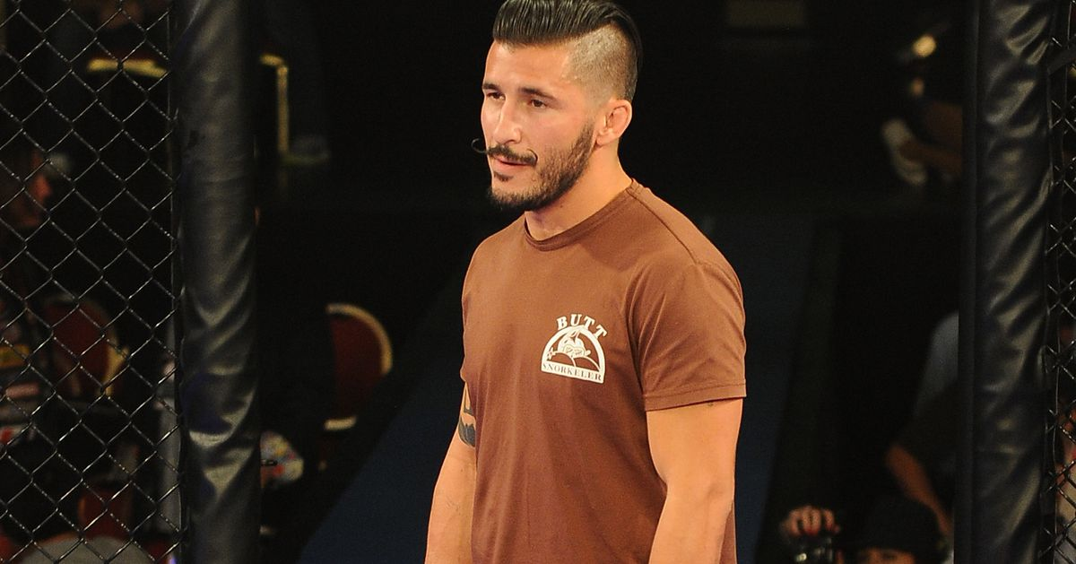 After UFC release, McCall willing to take 'blood money' https://t.co/a7Cj3NKO8K https://t.co/rxHfxfdMaV