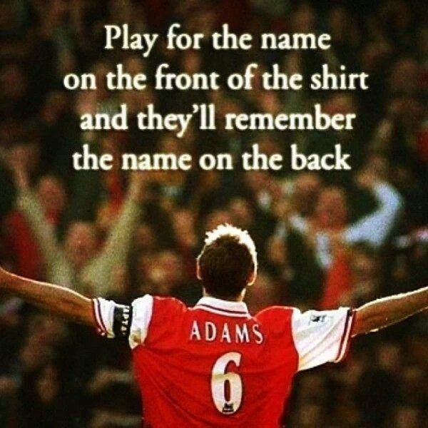 Happy 51st Birthday to Tony Adams !