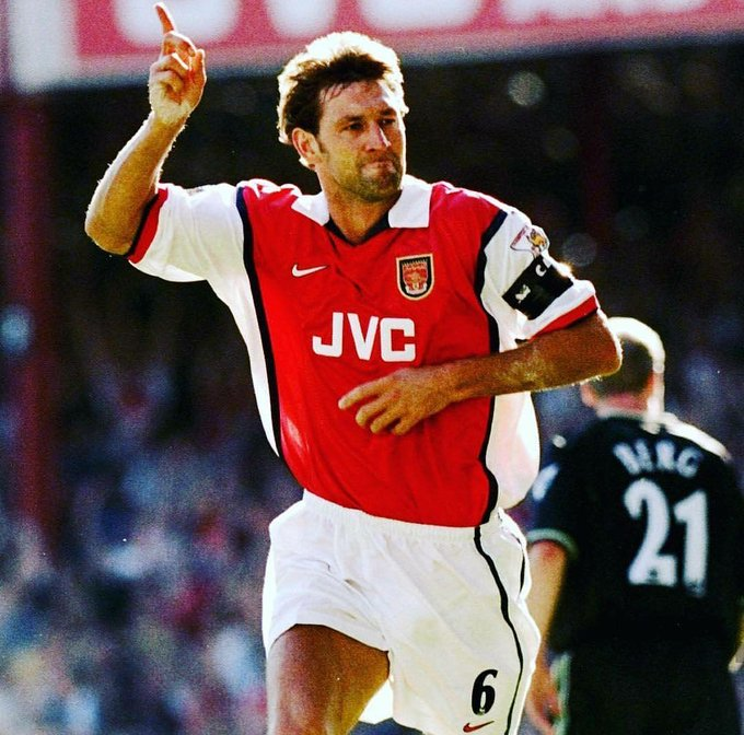 Happy birthday to the one and only Mr.Arsenal Tony Adams !!!