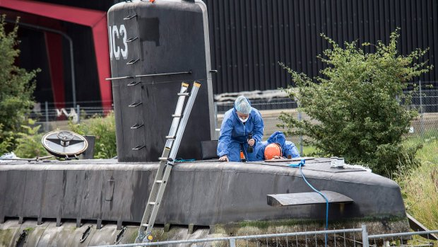 Sweden to revisit old murders amid Danish submarine probe