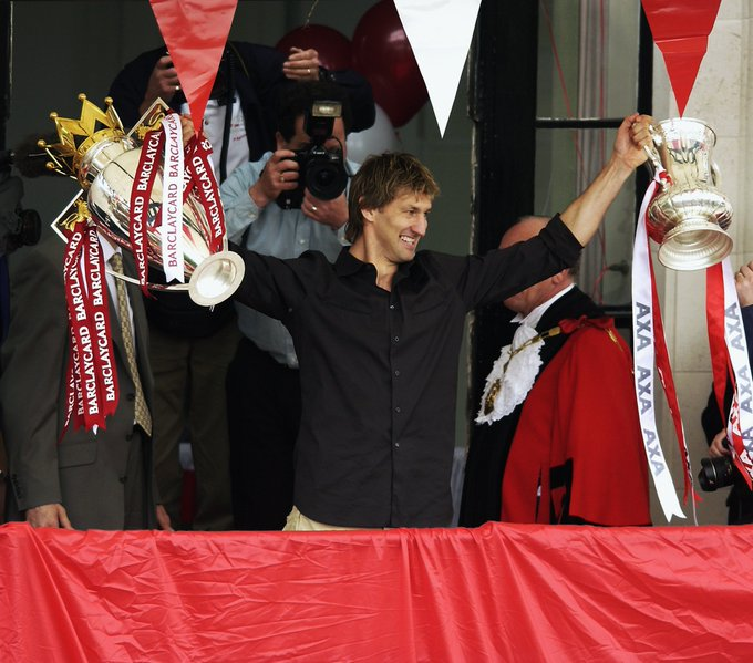 Happy birthday ex- and England skipper Tony Adams, born in 1966!