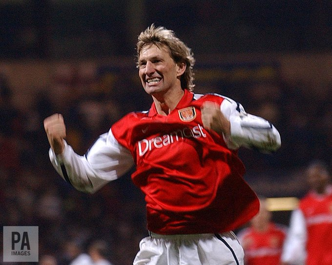 Happy Birthday to former and captain Tony Adams