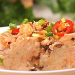 Chinese Steamed Carrot Cake