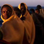 Thousands of migrants stranded in Libyan smuggling hub