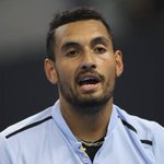 Nick Kyrgios calls official 'a joke', then quits Shanghai first round match