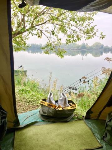 Room with a view! #carpfishing #vasswaders #<b>Ready</b>fortheweekend https://t.co/bu8TNpDzm9