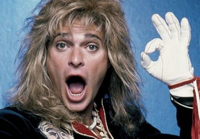 Happy Birthday to David Lee Roth, born this day in 1954!