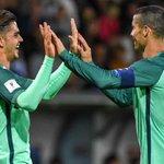 Cristiano Ronaldo-André Silva : la «CRS», l'arme fatale du Portugal