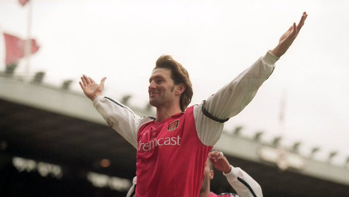 Happy birthday Tony Adams,best player to ever grace the Arsenal shirt
