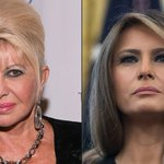 Ivana vs Melania: First wife is 'self-serving' - First Lady