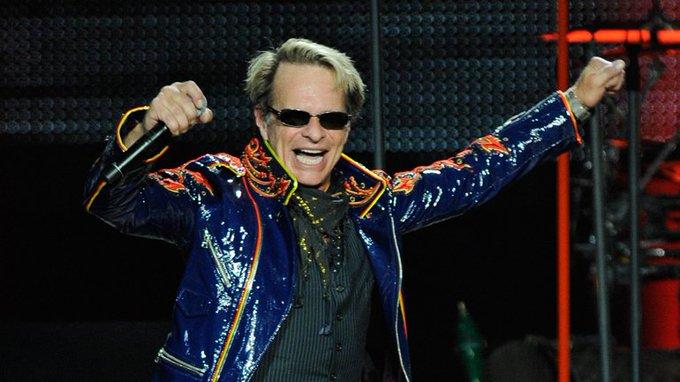 Jump  Happy Birthday Today 10/10 to Van Halen vocalist David Lee Roth.  Rock ON!