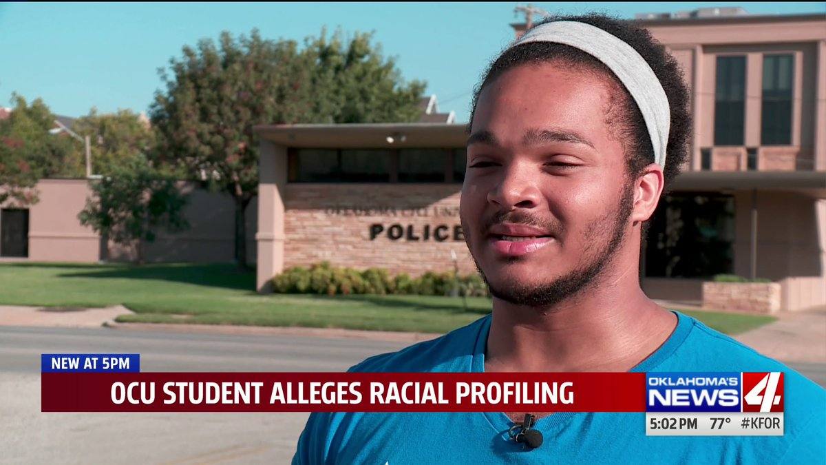 Oklahoma City University responds to allegations of racial profiling by campus police