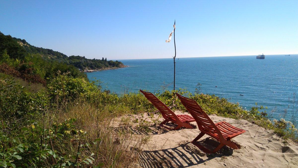 Walk along the beautiful Sunny Beach (Slanchev Bryag) in