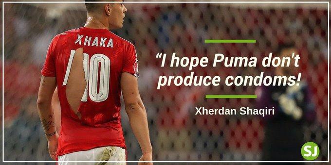 Happy 25th birthday to and winger Xherdan Shaqiri...  Still his best moment in football!
