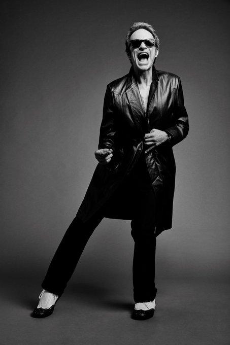 Happy 63th Birthday to David Lee Roth.           VAN HALEN ~ Jump
