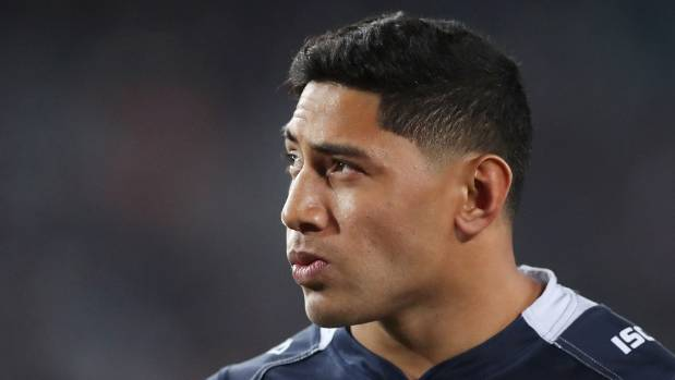 Tongan coach says cocaine bust and suspension not behind Taumalolo's decision
