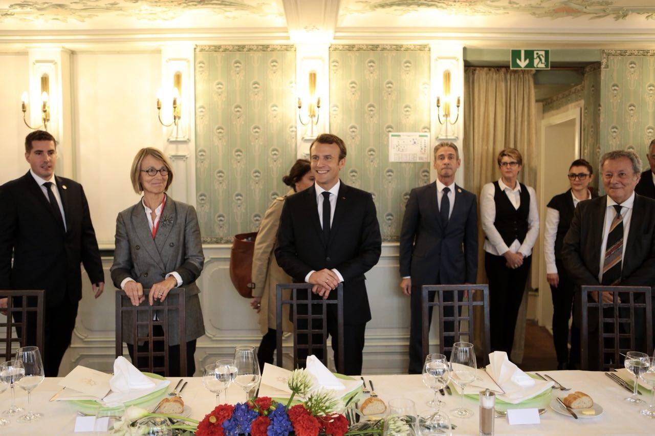 Des éditeurs de la langue de Molière au pays de Goethe : tous déterminés à (re)construire l'Europe par la culture. https://t.co/OXqfuej0Pl