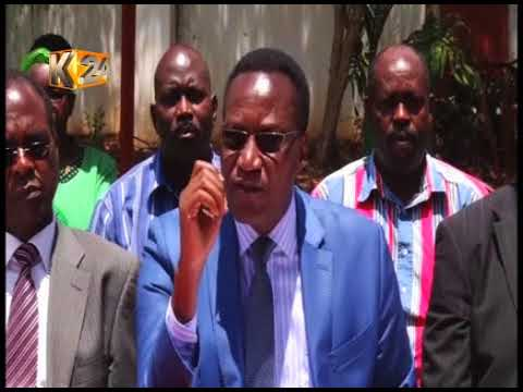 Meru leaders condemn NASA's demands ahead of the repeat presidential polls