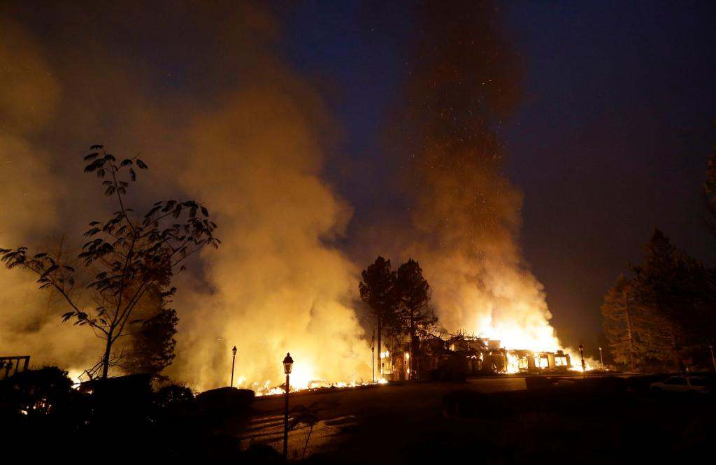 UPDATE: At least 11 dead as wildfires devour wide swaths of Northern California