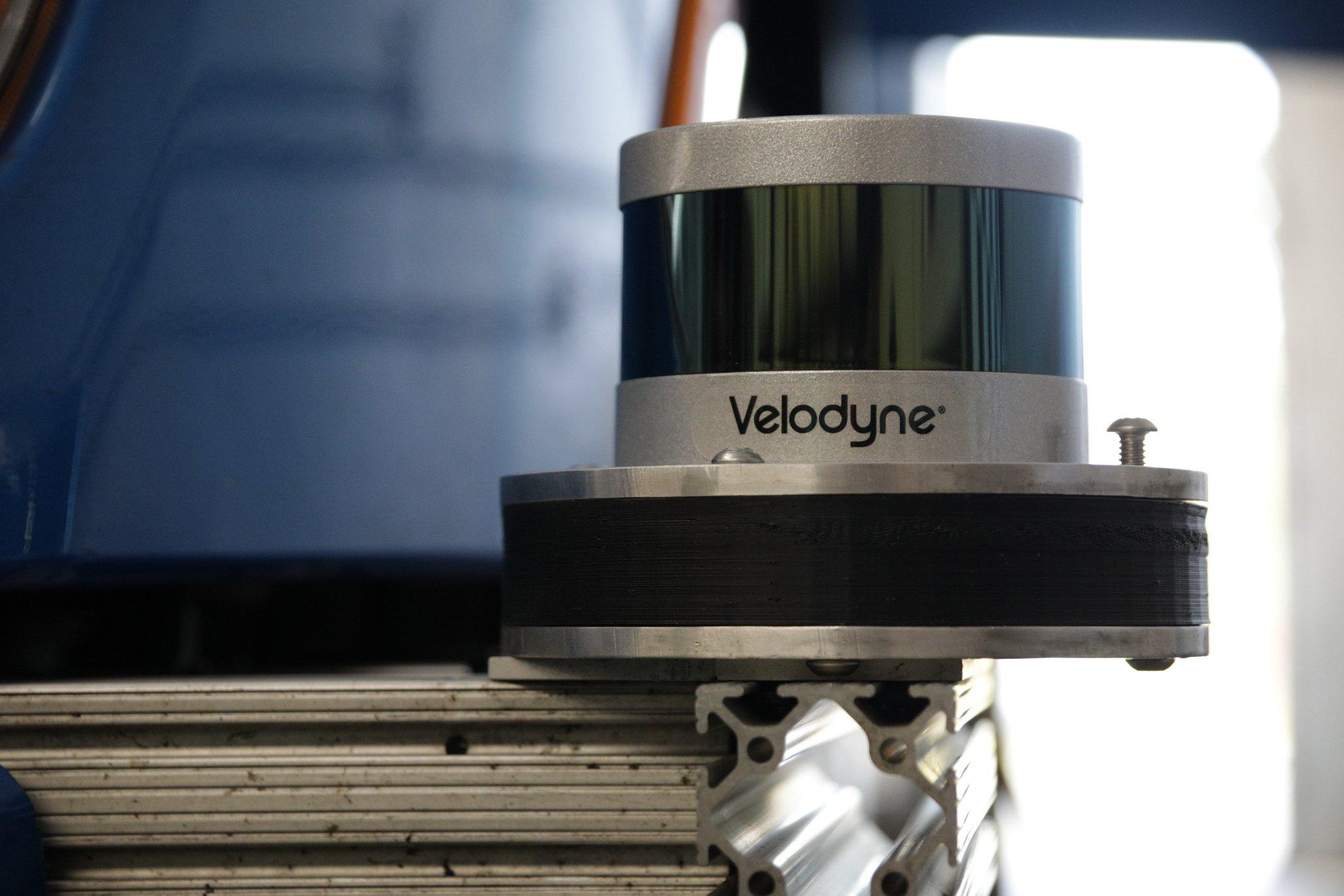 Velodyne quadruples LiDAR production to meet self-driving demand https://t.co/SjDInNZMuy by @etherington https://t.co/nBeulzrkk3